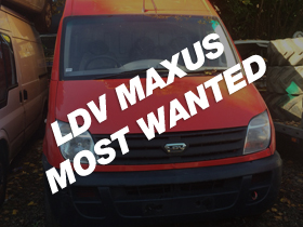 Most Wanted Maxus